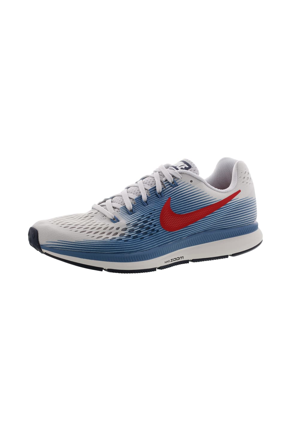 low priced 60afe 8295a Nike Air Zoom Pegasus 34 - Running shoes for Men - White