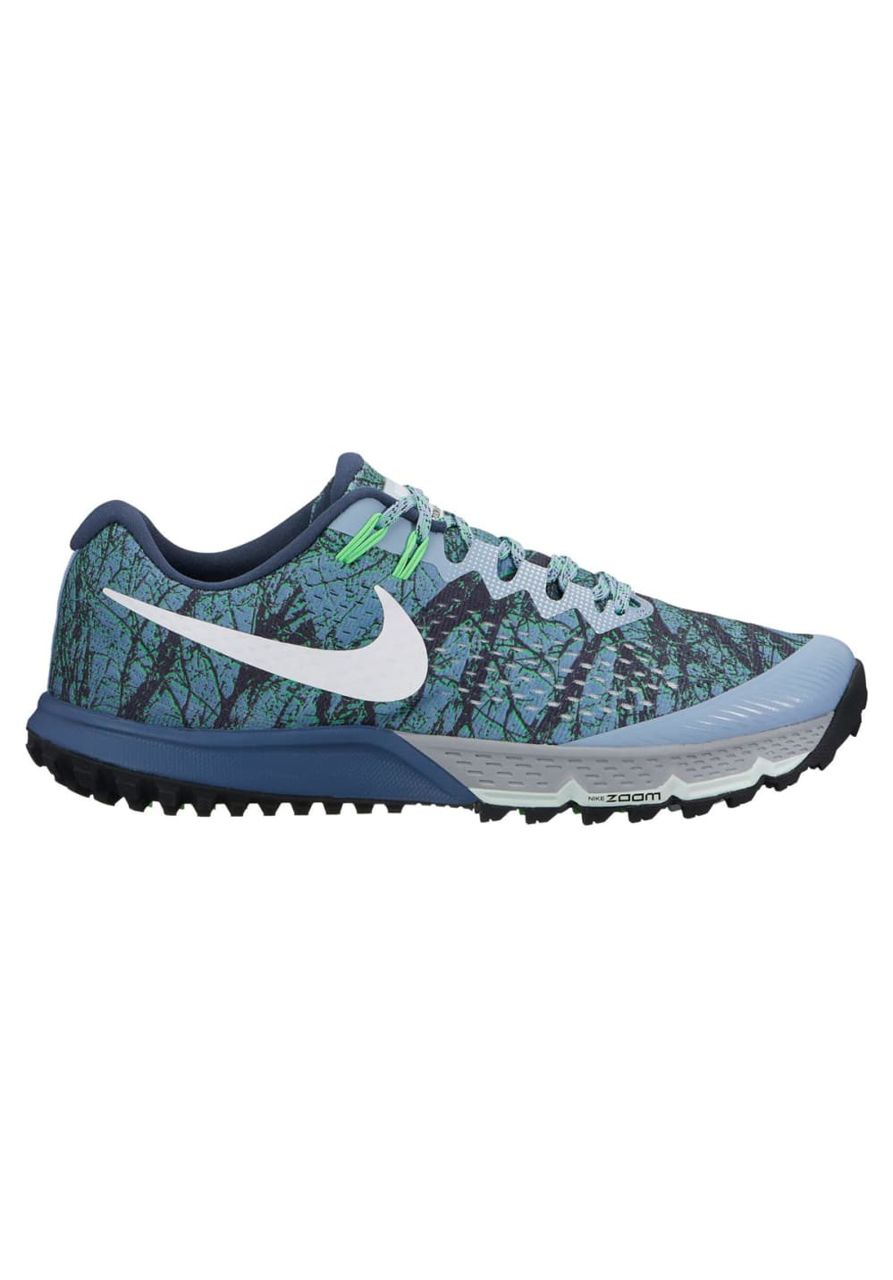 218057f0 ... Nike Air Zoom Terra Kiger 4 - Running shoes for Men - Blue. Back to  Overview. 1; 2. Previous