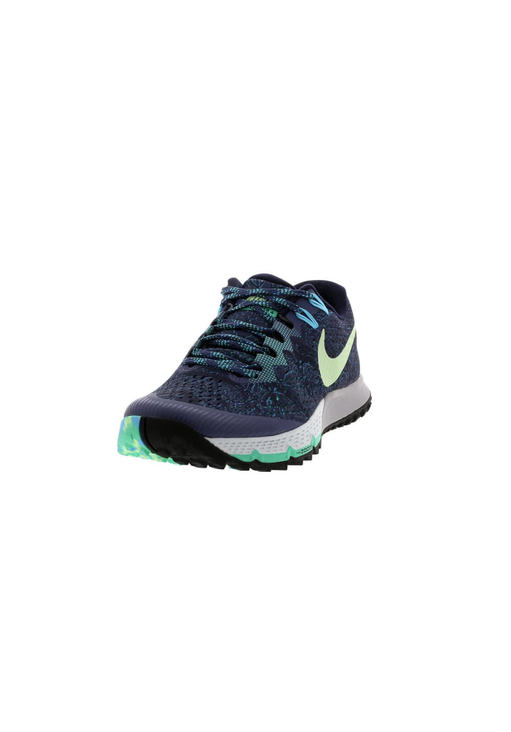 competitive price 7301a 39001 Nike Air Zoom Terra Kiger 4 - Laufschuhe für Damen - Blau   21RUN