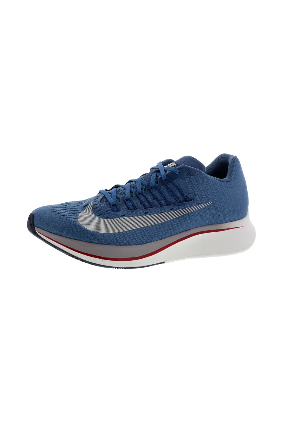 factory authentic dbe02 8f25b Nike Zoom Fly - Chaussures running pour Homme - Bleu   21RUN