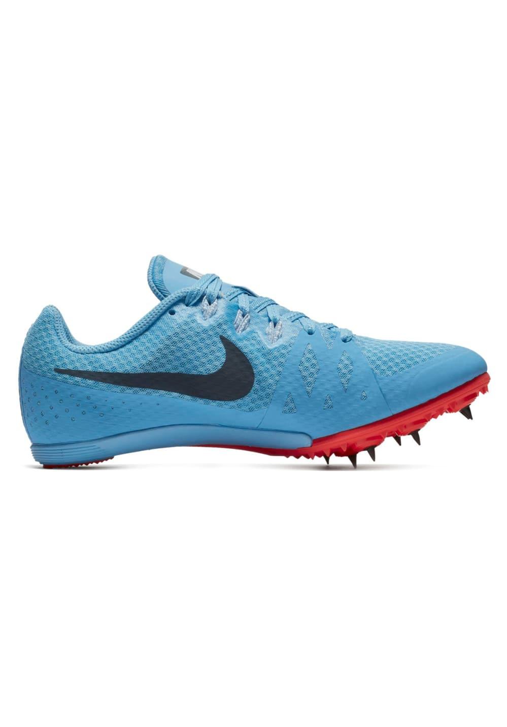 Nike Zoom Rival MD 8 Track Spike - Spikes für Damen - Blau