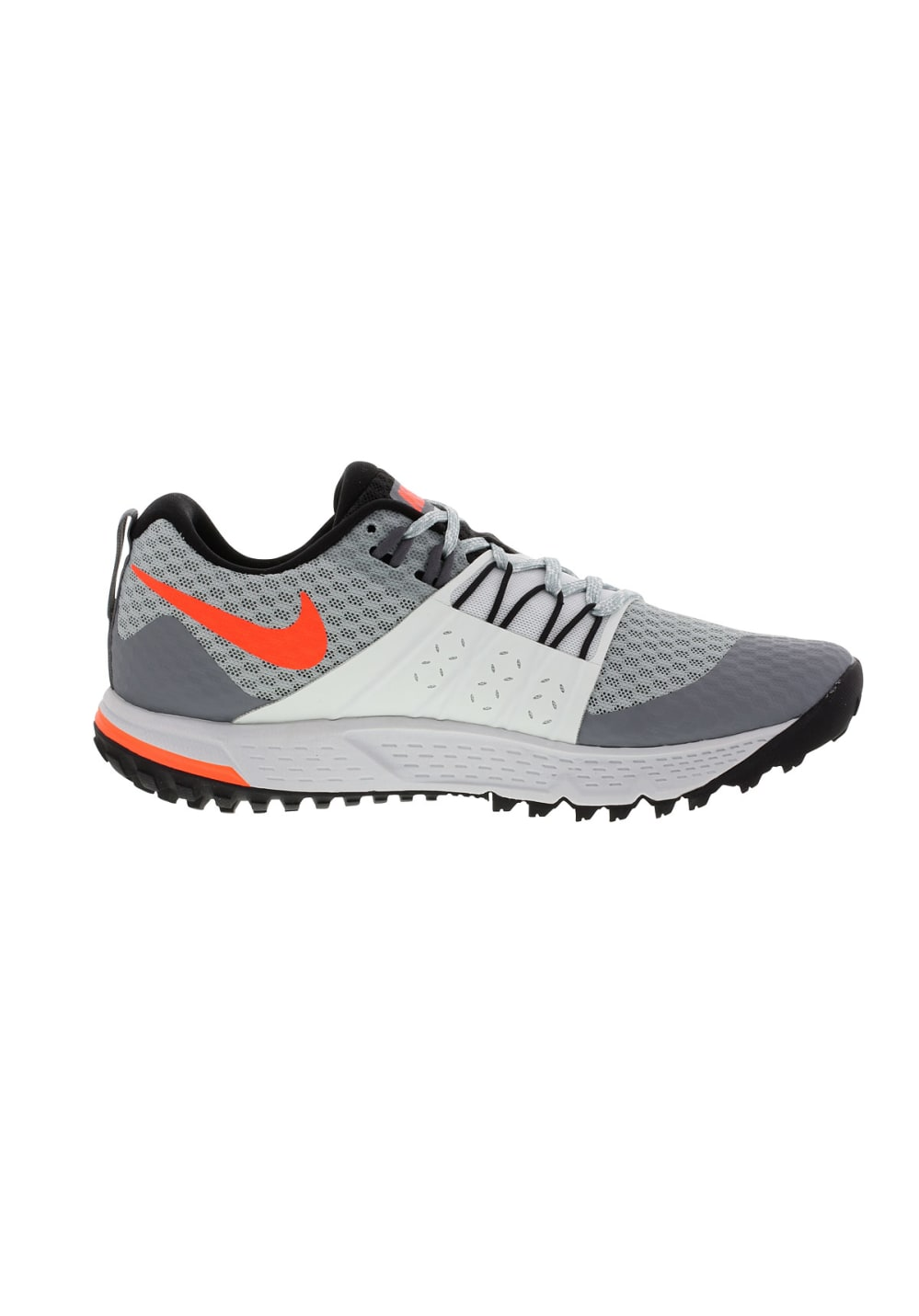 Nike Air Zoom Wildhorse 4 - Running shoes for Women - Grey  2637ecb7cd