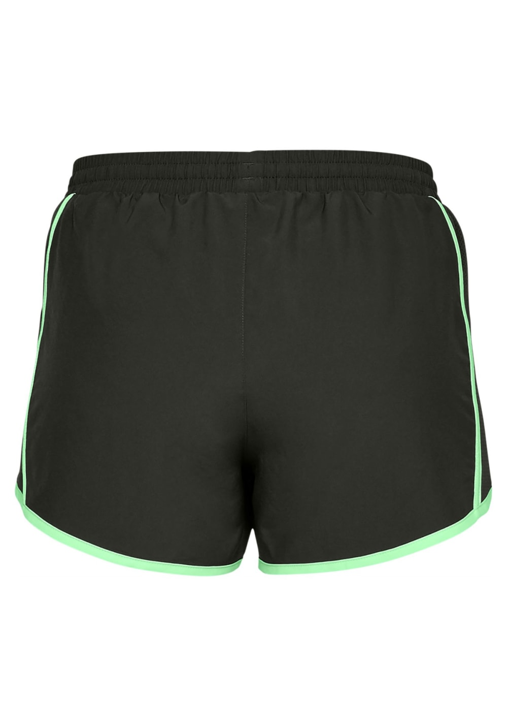 41bf823b6c5d Under Armour Fly By Shorts - Pantalones de running para Mujer - Verde