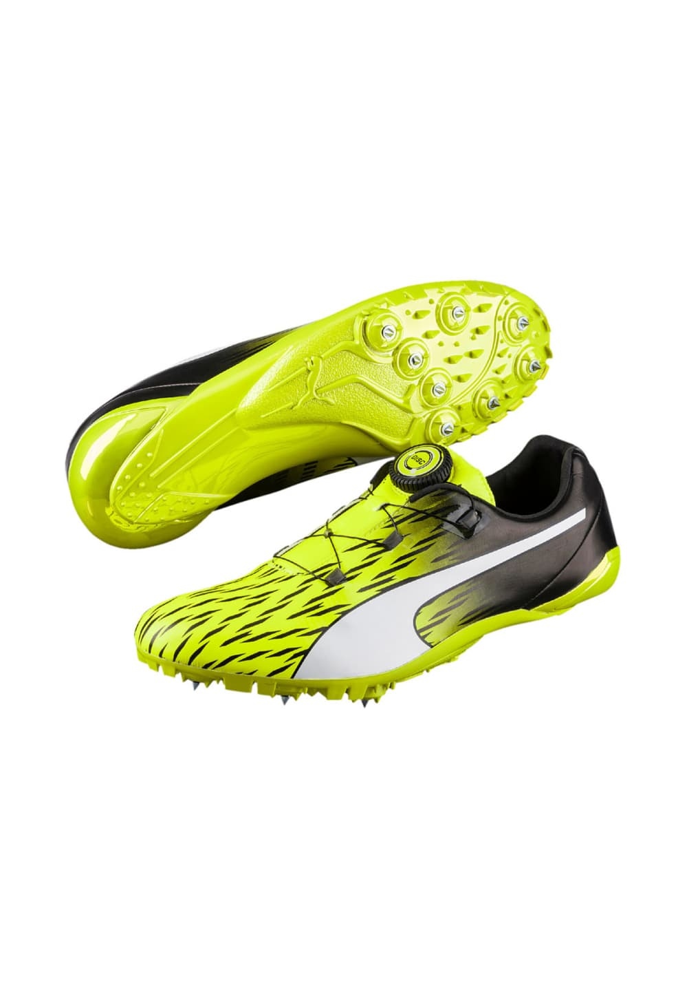 41dae937c5 Puma Evospeed Disc 3 - Running shoes - Yellow