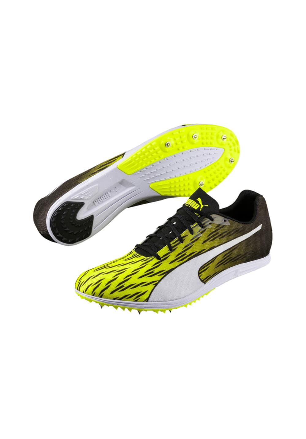 ... Puma Evospeed Distance 7 - Running shoes for Men - Yellow. Back to  Overview. -60% c6f93219a