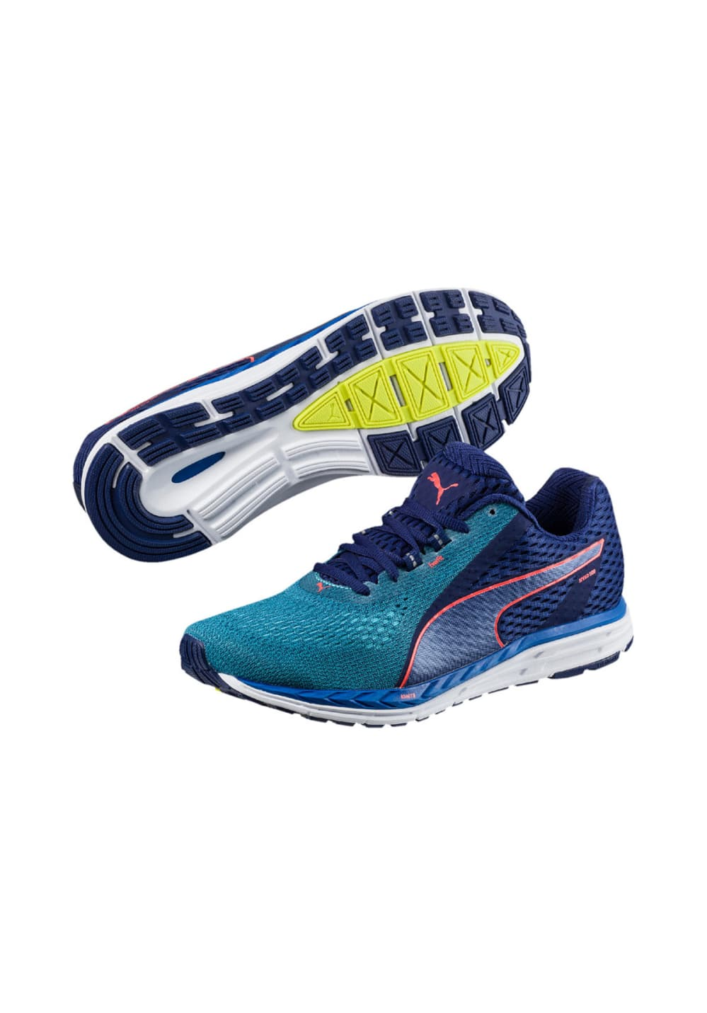San Francisco 72826 78c12 Puma Speed 500 Ignite 2 - Running shoes for Men - Blue
