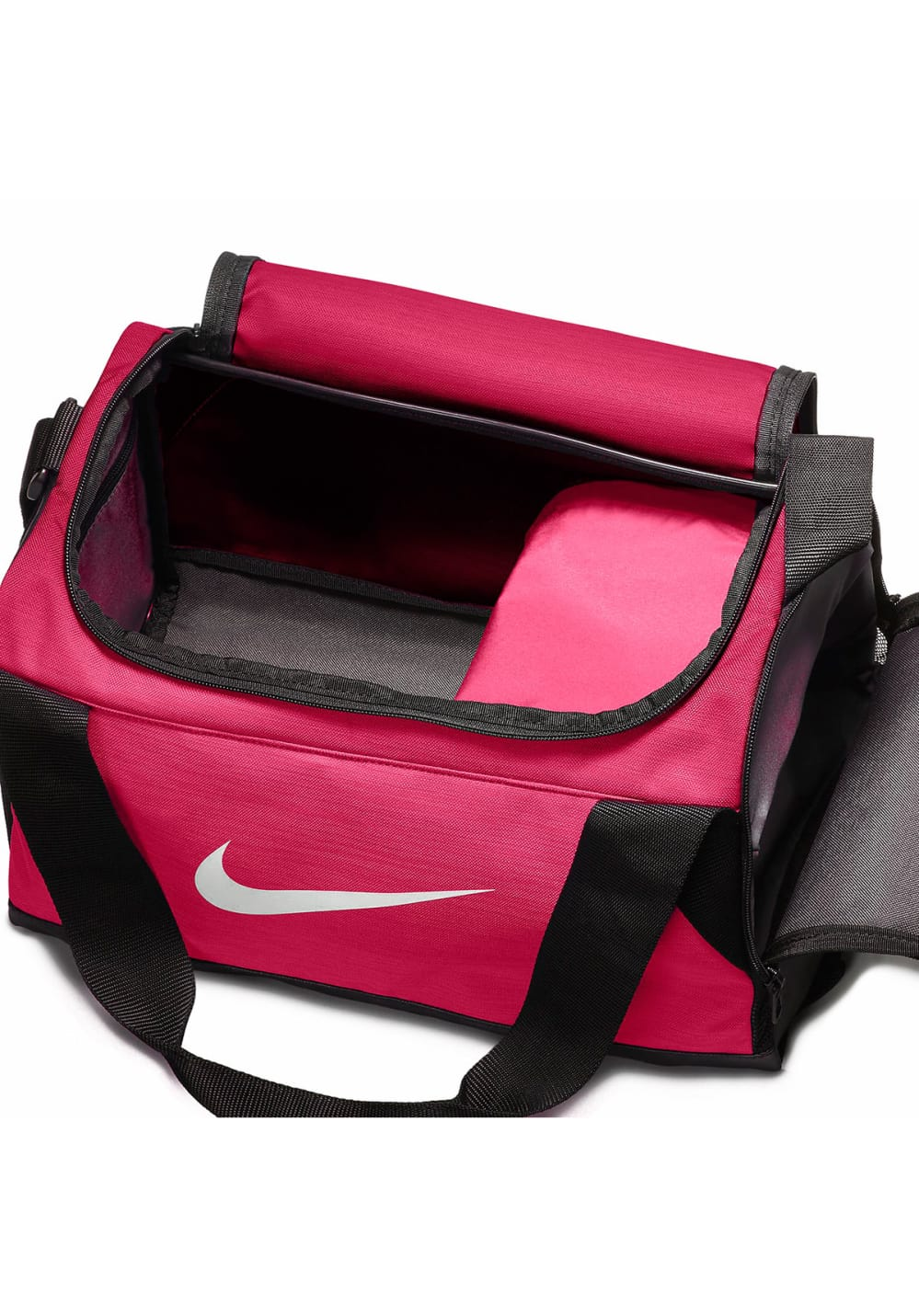 Nike Brasilia (extra-small) Duffel Bag - Sporttaschen - Pink