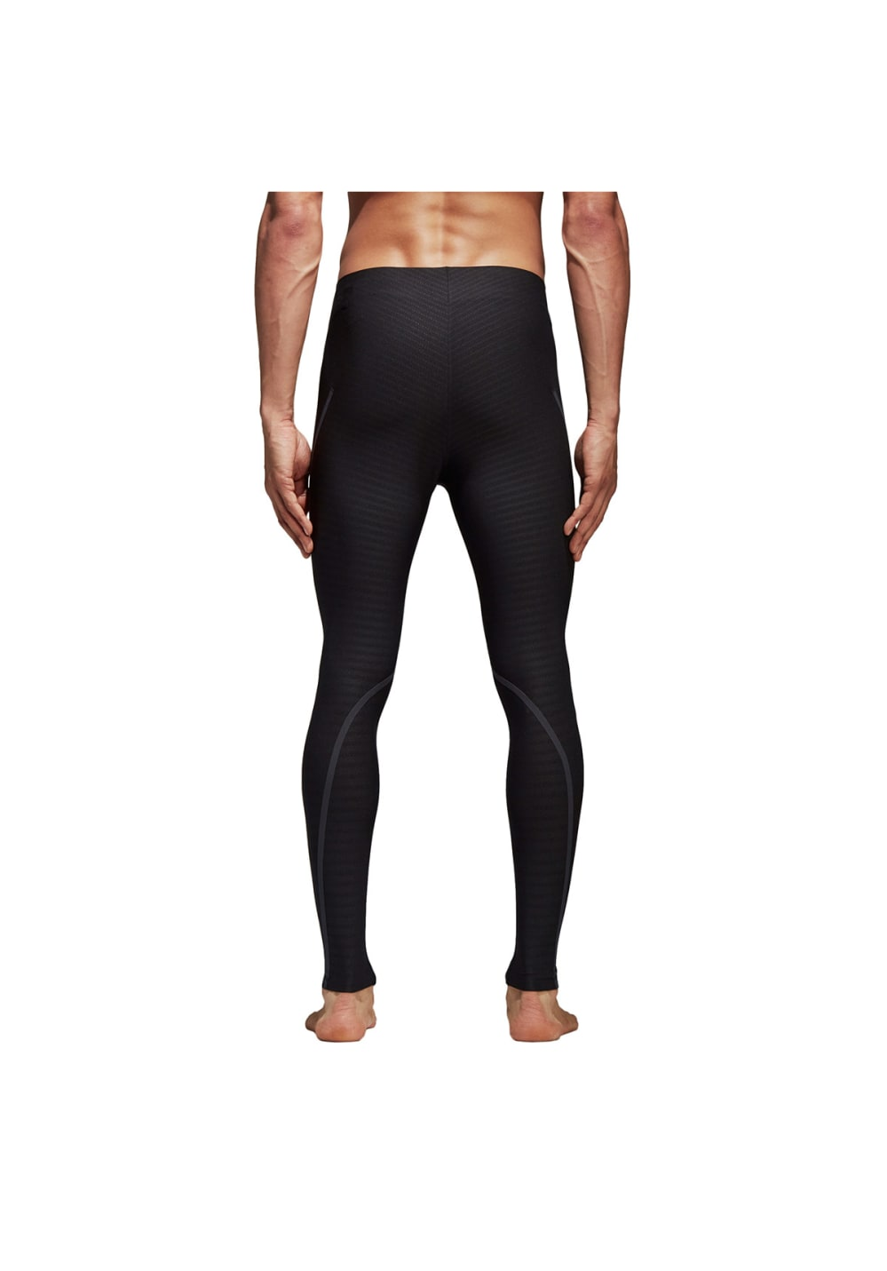 905db11a9cd86 adidas Alphaskin 360 Lange Tight - Fitness trousers for Men - Black ...