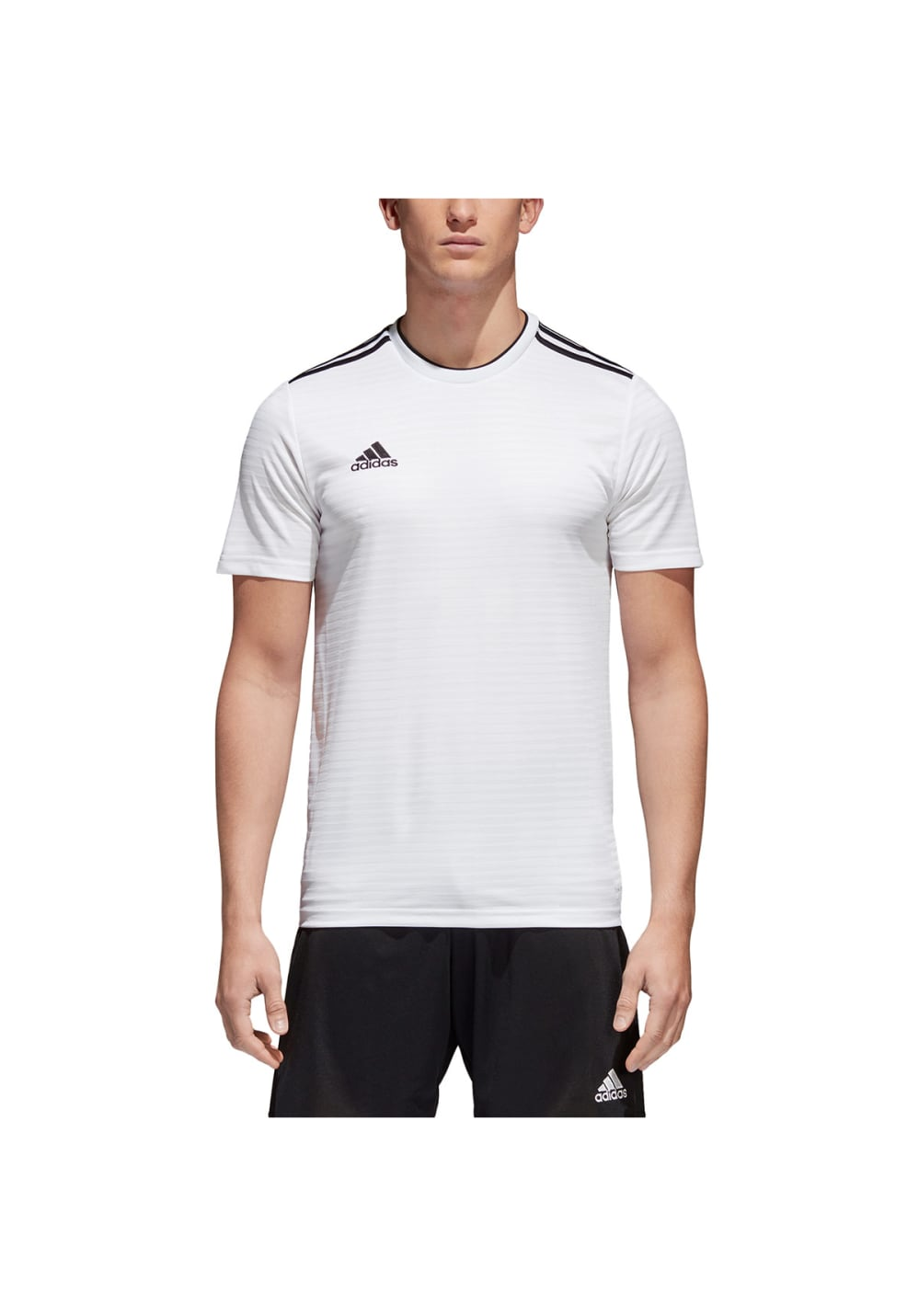 adidas Condivo 18 Trikot - Fußballbekleidung für Herren - Weiß