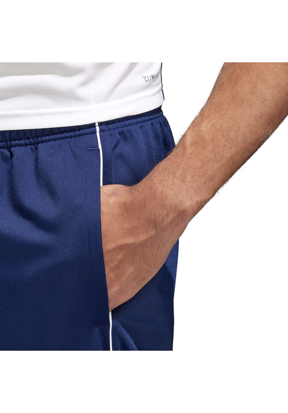 website for discount good looking online store adidas Core 18 Hose - Fitness trousers for Men - Blue