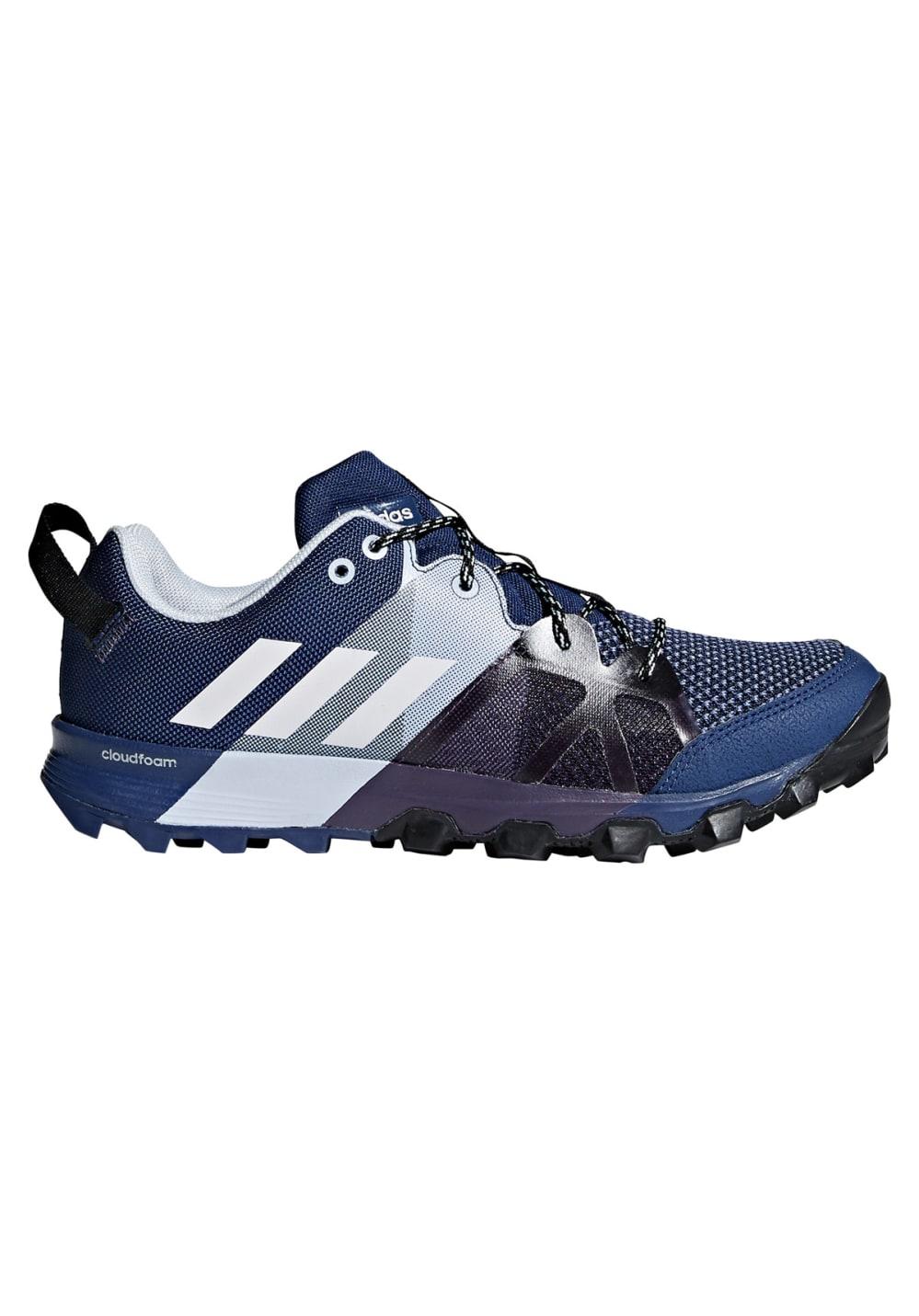 adidas Kanadia 8.1 Trail - Laufschuhe für Damen - Blau