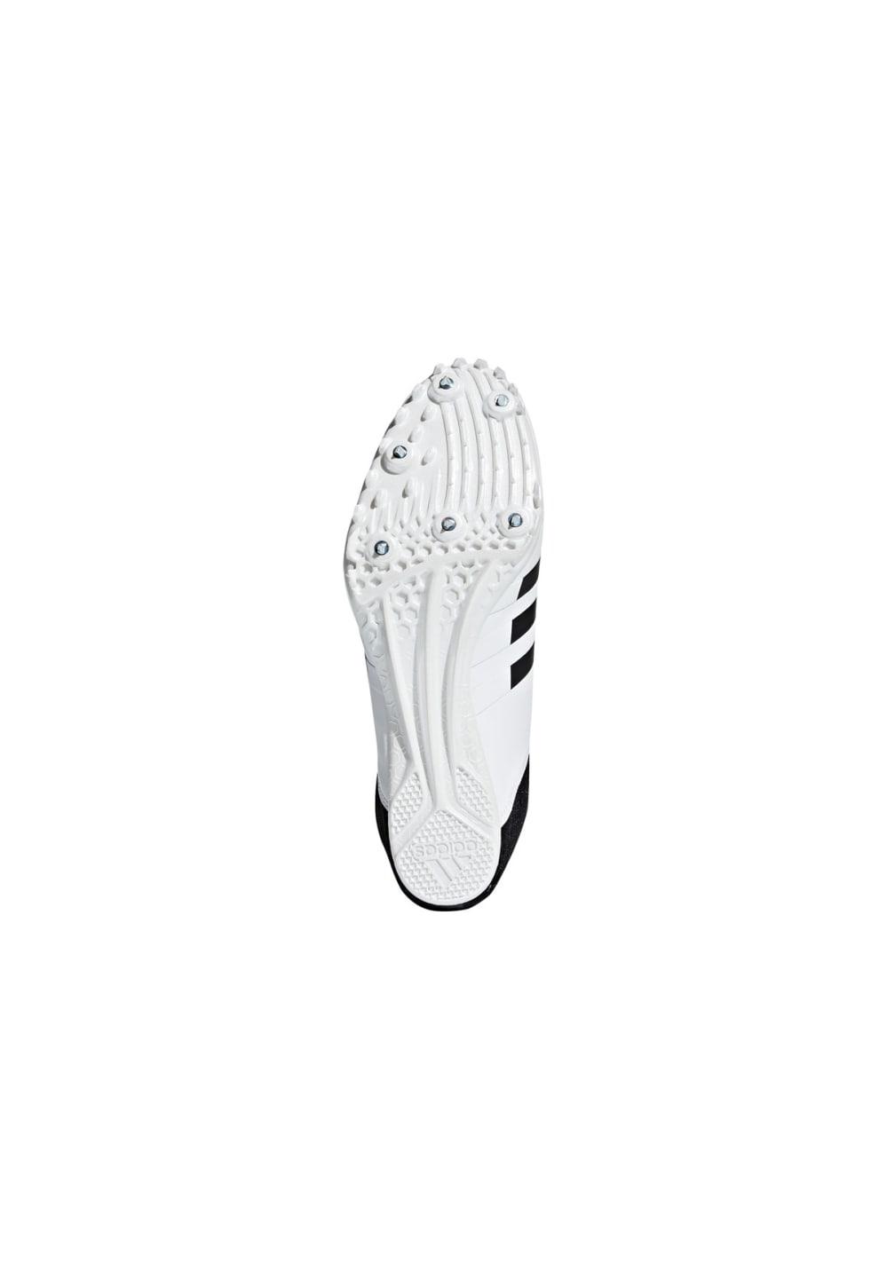 adidas Adizero Finesse Spike schuh Zapatillas de atletismo Blanco