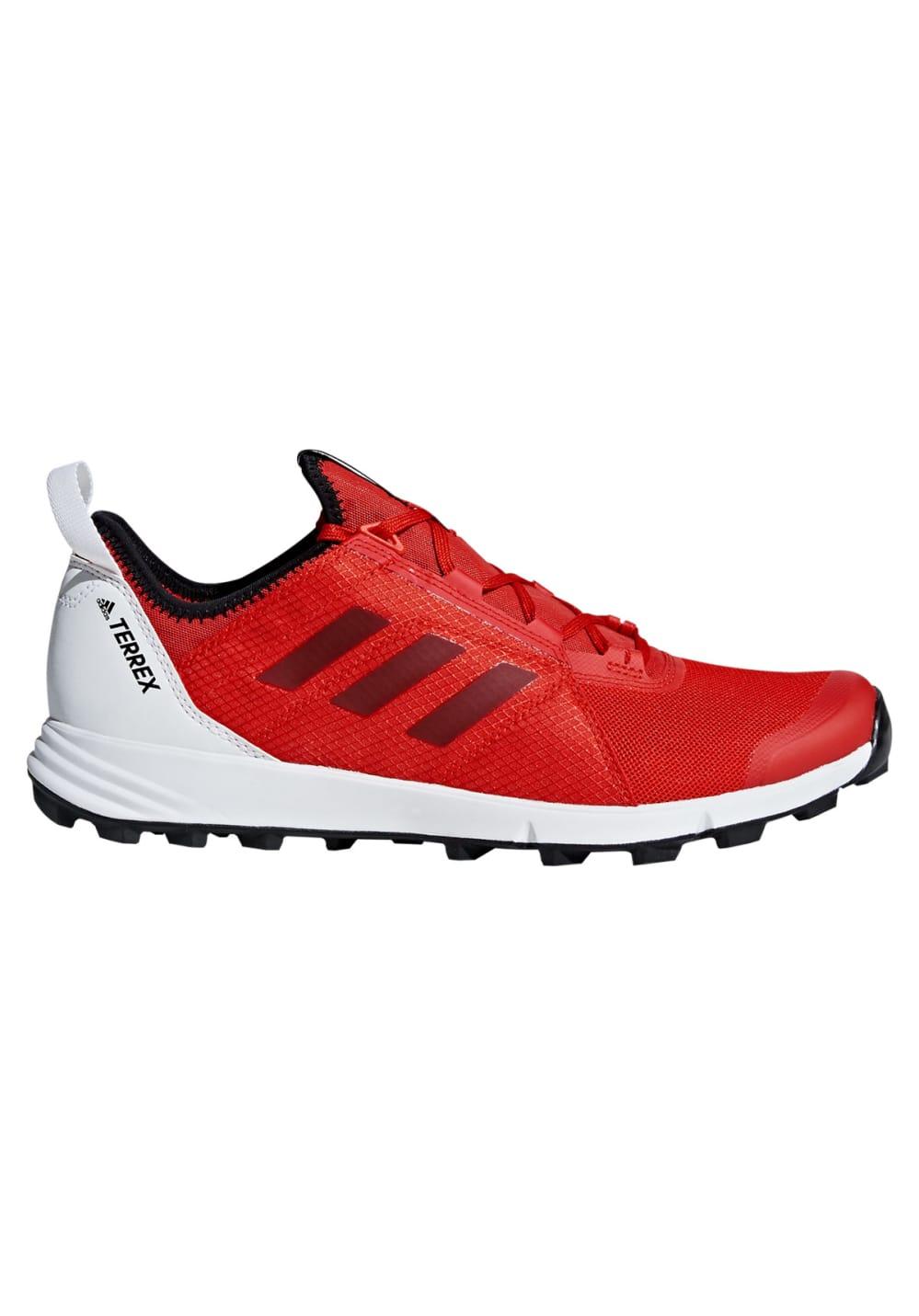 Terrex Adidas De Rouges Agravic Chaussures Course Pour