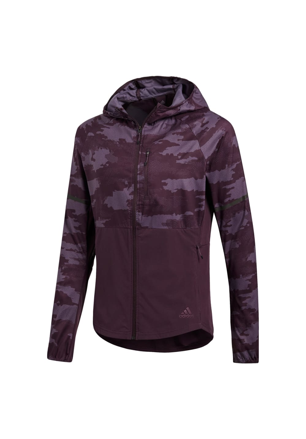 Adidas Men Jackets Ultra Graphic Jacket Purple The new