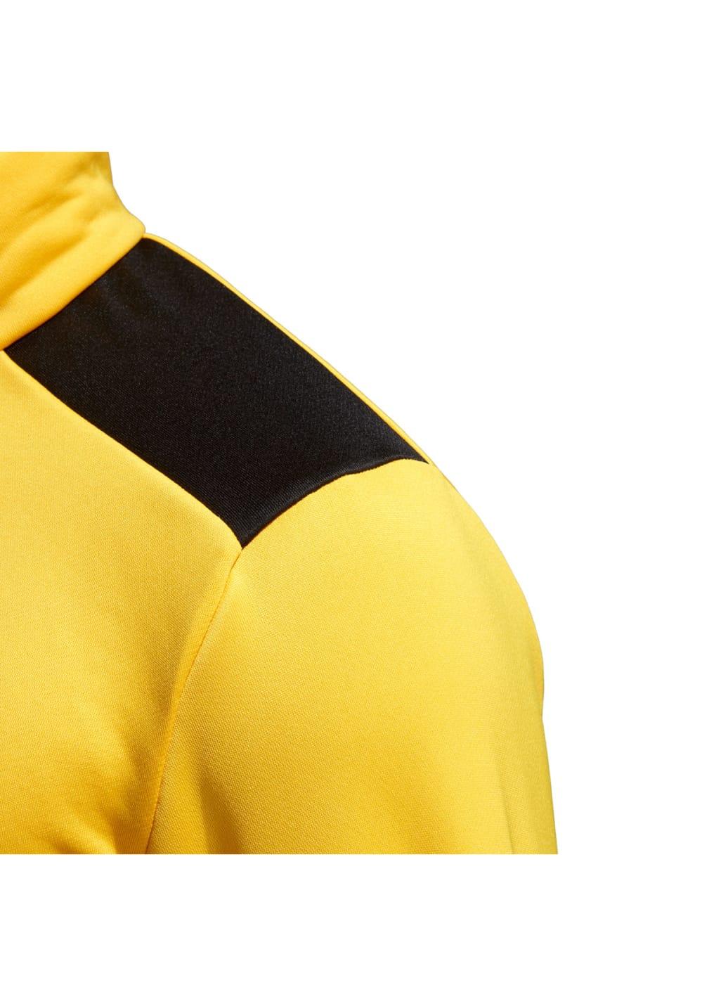 adidas Regista 18 Jacke Vestes course pour Homme Jaune