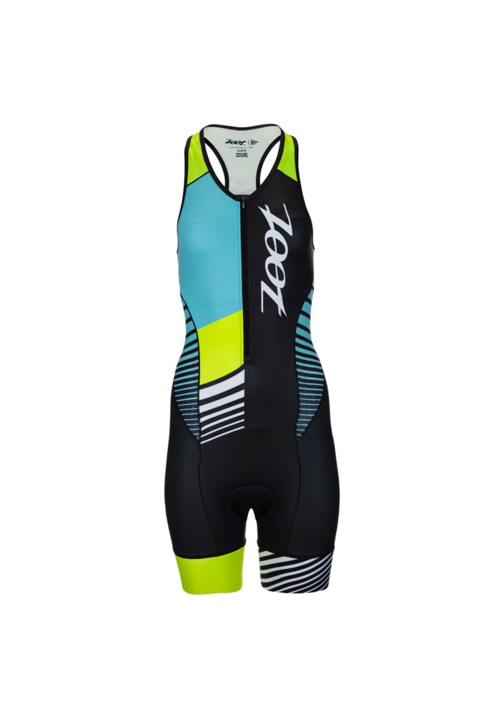 Zoot Ltd Tri Racesuit - Triathlon for Women - Black