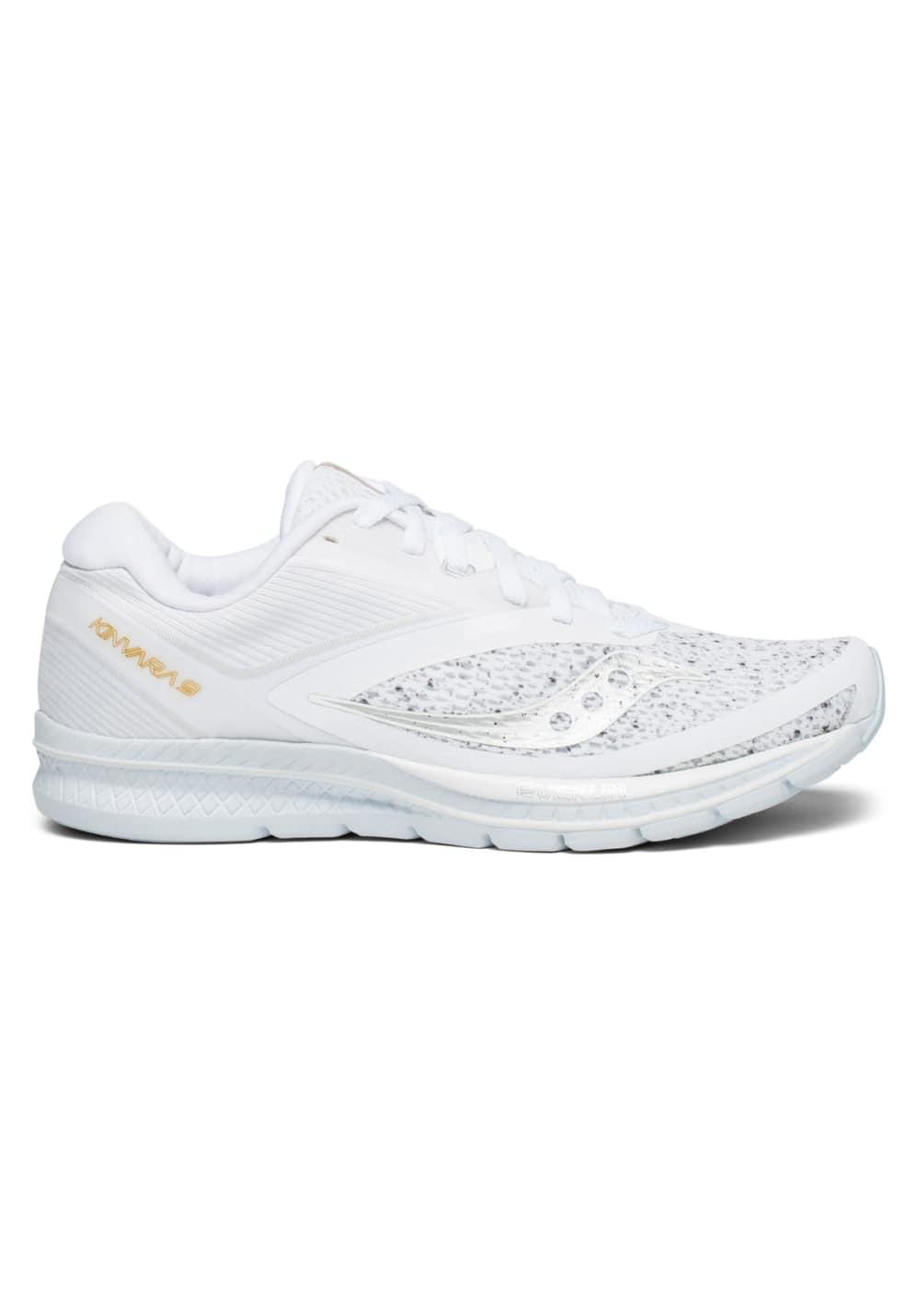 online store c2dd3 e7f38 Saucony Kinvara 9 - Running shoes for Women - White