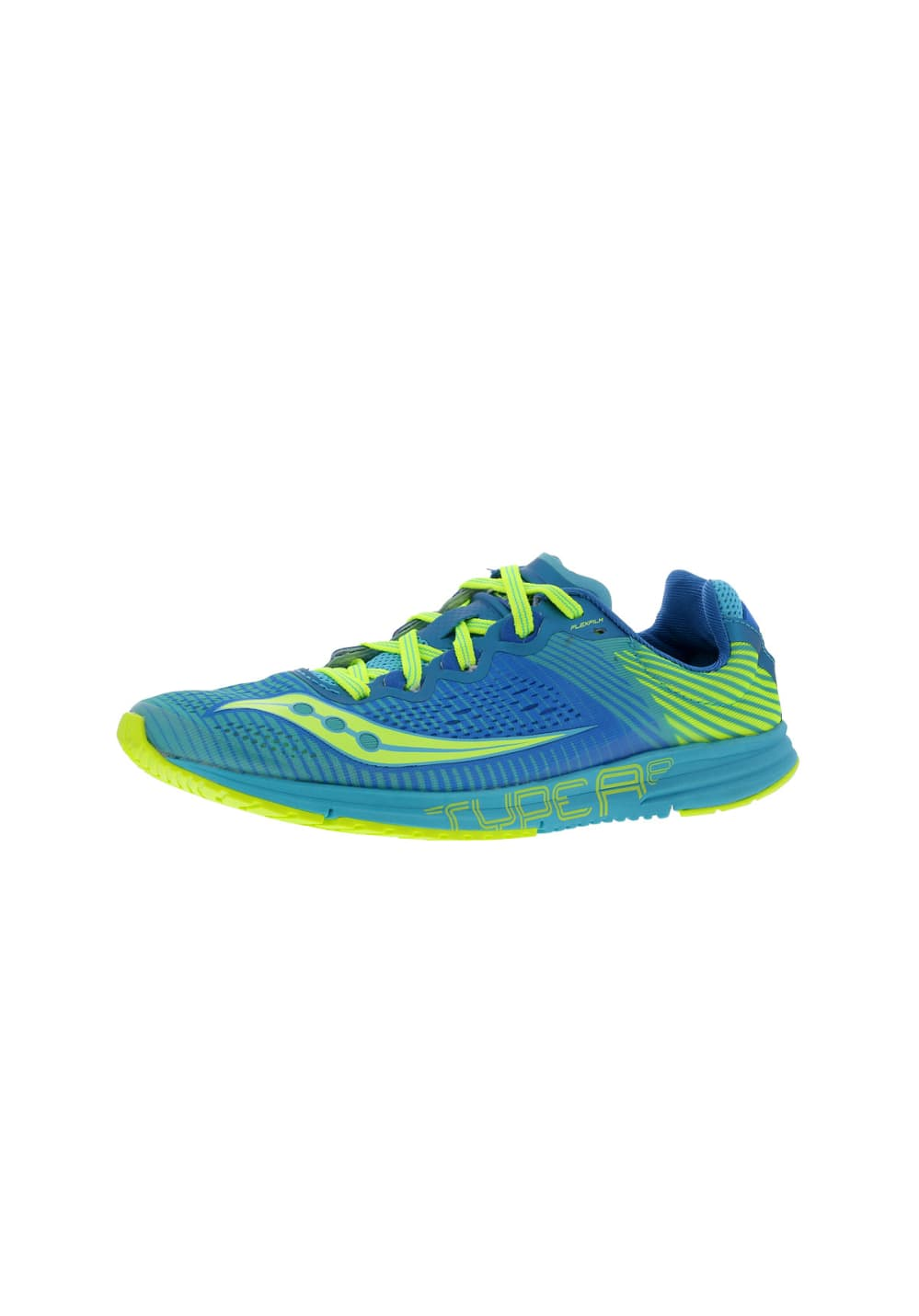new arrivals a13aa 3cbcb Saucony Type A8 - Running shoes for Women - Blue