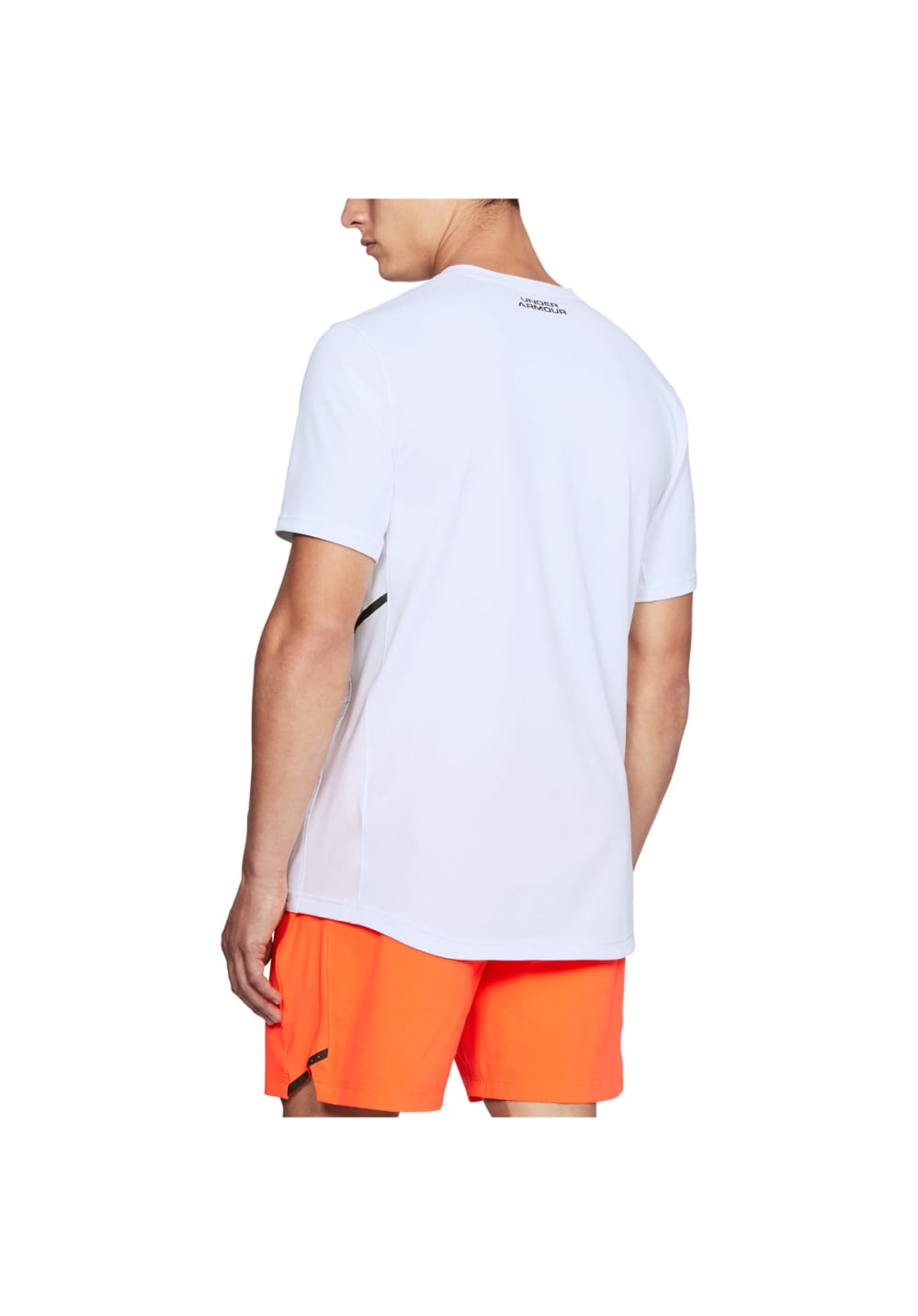 0506b859 Under Armour Forge V Neck Novelty - Fitness tops for Men - White   21RUN