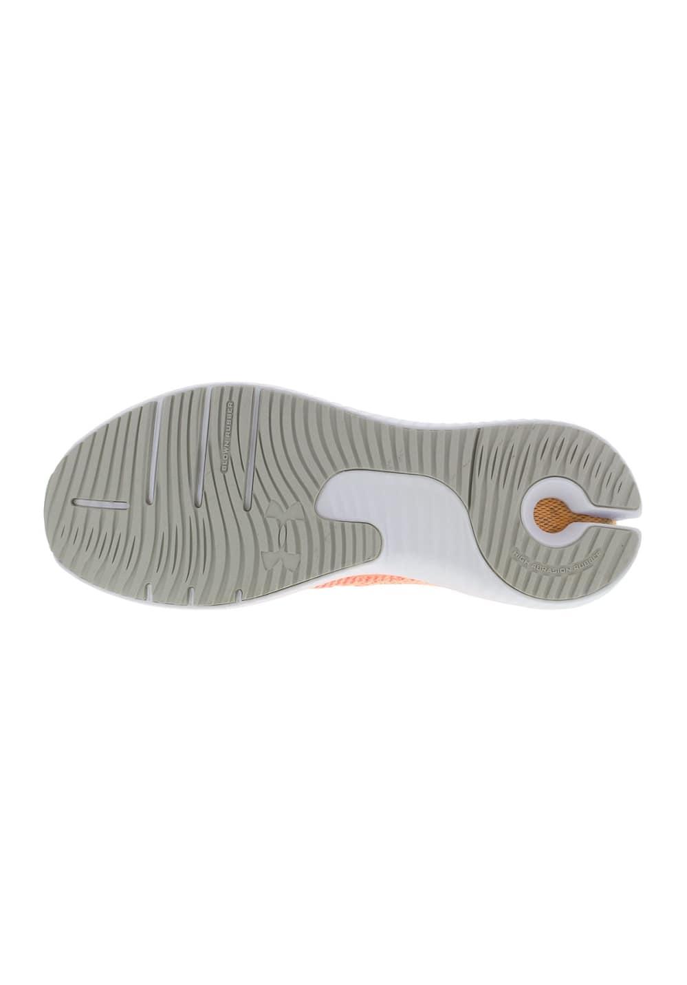 cb1e97f573 Under Armour Threadborne Blur - Running shoes for Women - Orange