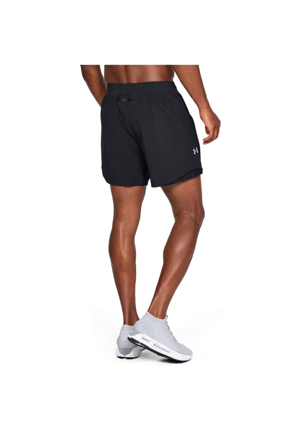 hot-selling clearance online retailer entire collection Under Armour Speedpocket Linerless 7'' Short - Running trousers for Men -  Black