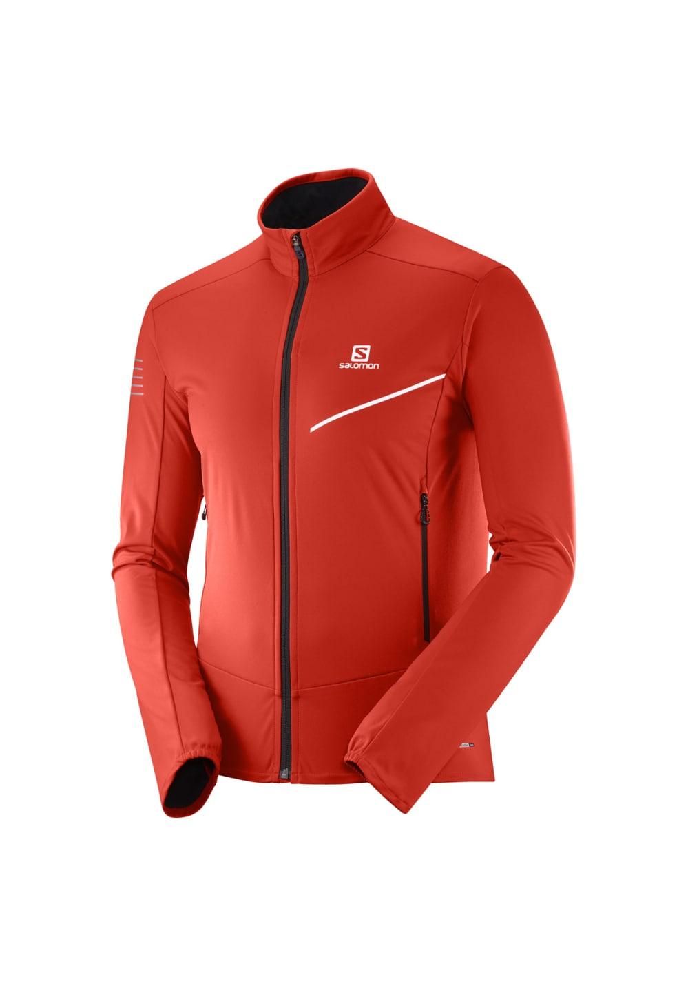 Salomon RS Softshell Jacket Herren Laufjacke