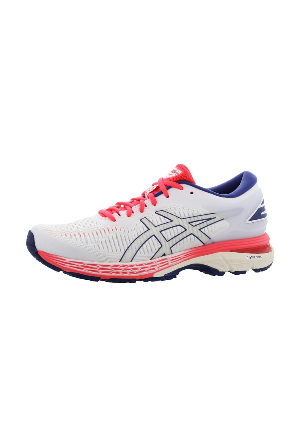 Nouveaux produits bf5d1 13b28 ASICS GEL-Kayano 25 - Running shoes for Women - White