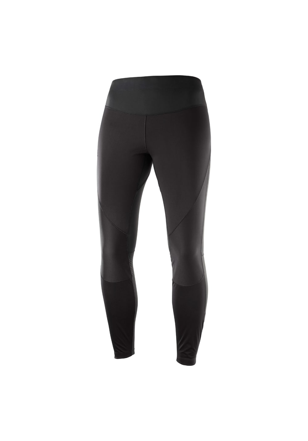 14a3d428 Salomon Agile Softshell Tight - Laufhosen für Damen - Schwarz | 21RUN