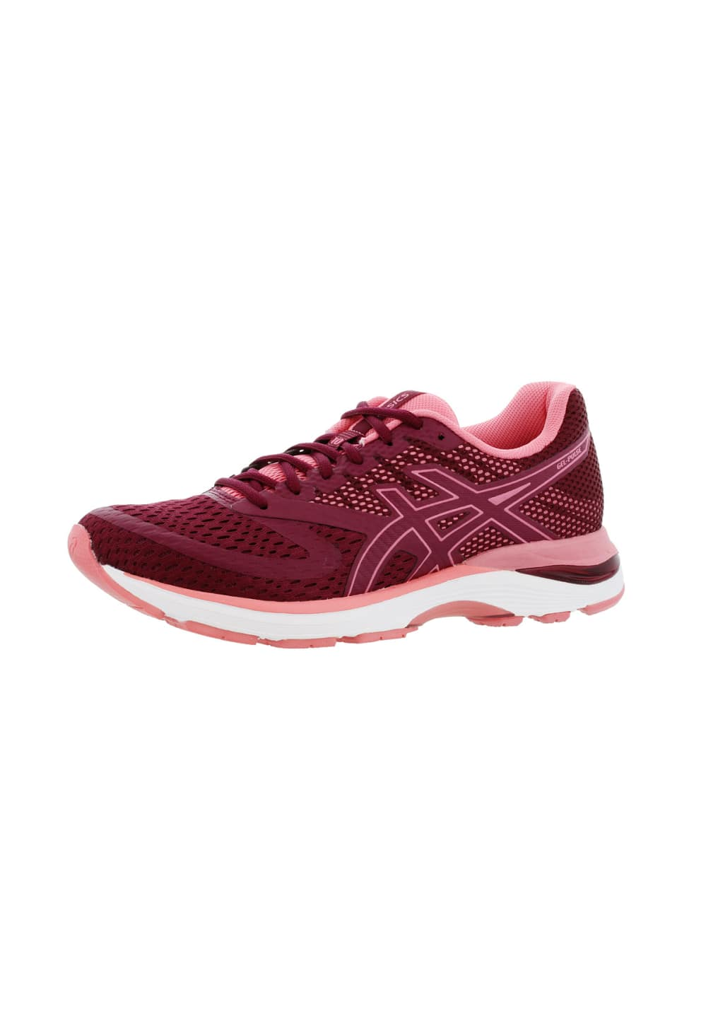 ASICS GEL-Pulse 10 - Running shoes for Women - Red  e8af7dfca29b1
