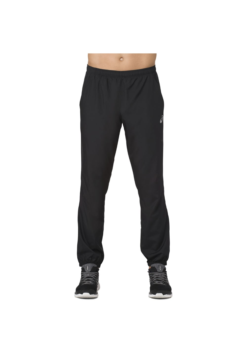 582e4c395f ... ASICS Silver Woven Pant - Running trousers for Men - Black. Back to  Overview. 1; 2; 3. Previous