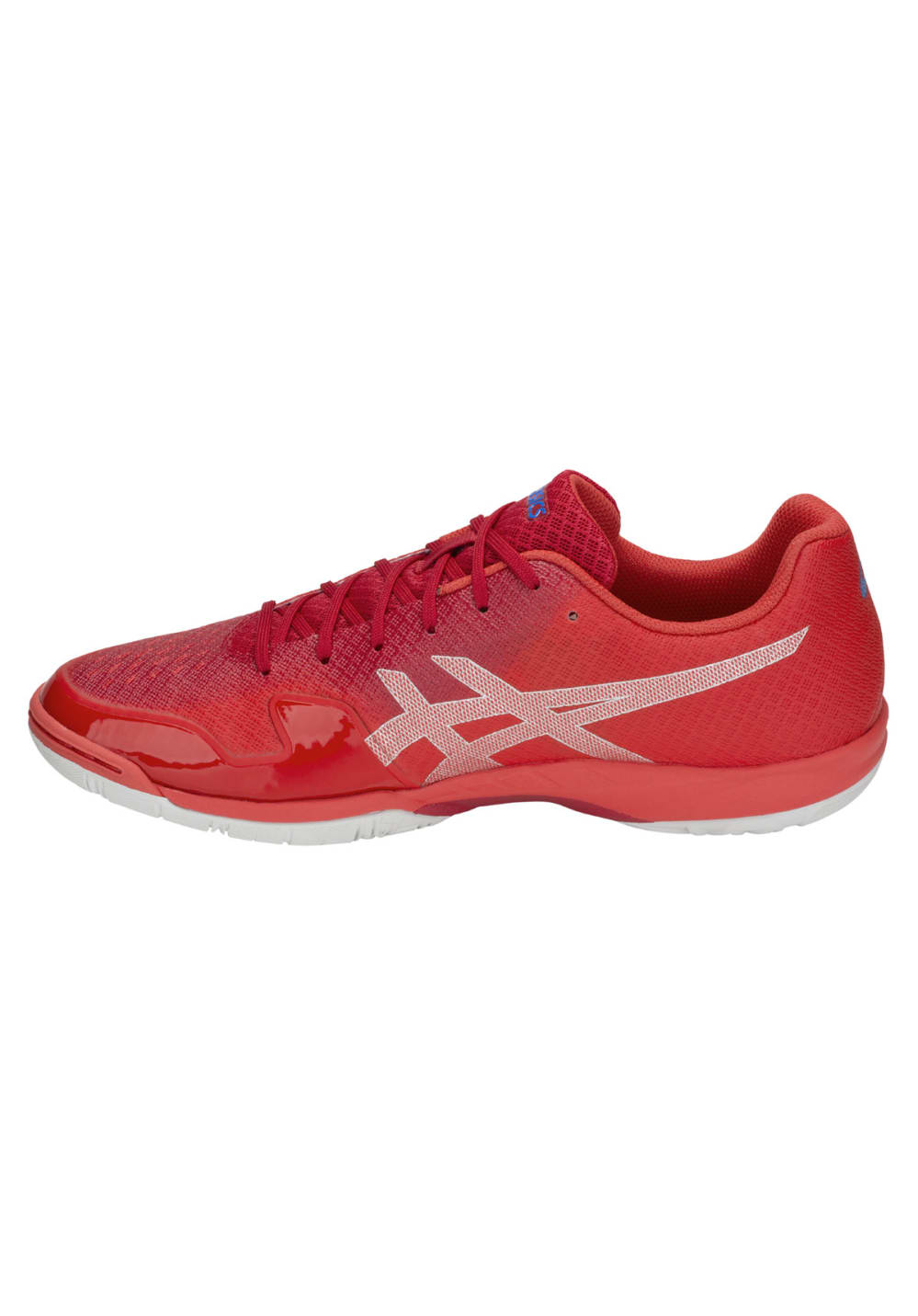 ASICS GEL Blade 6 Chaussures sports en salle pour Homme Rouge