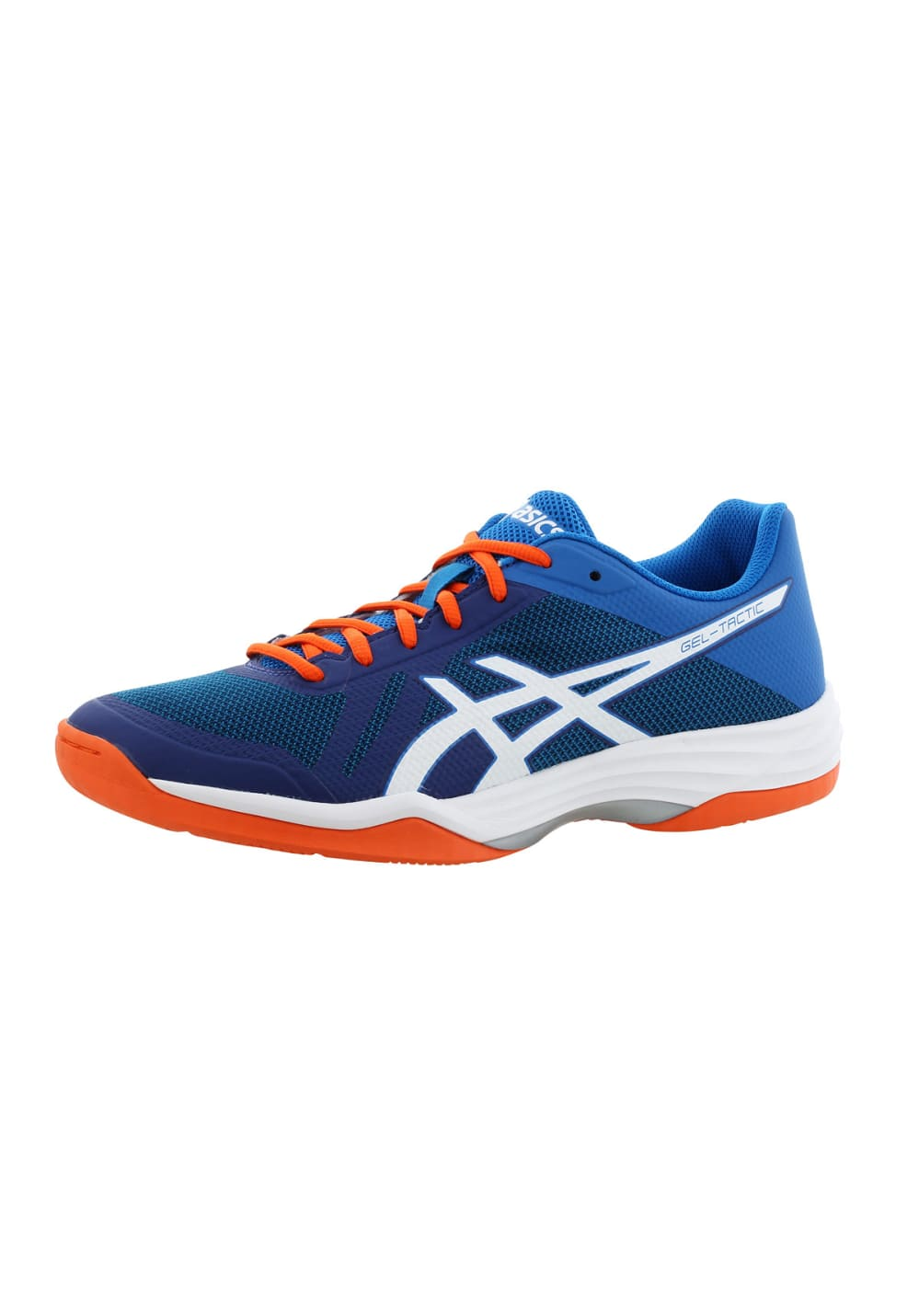 1a82fdf16b38a ASICS GEL-Tactic Blue - Volleyball shoes for Men - Blue