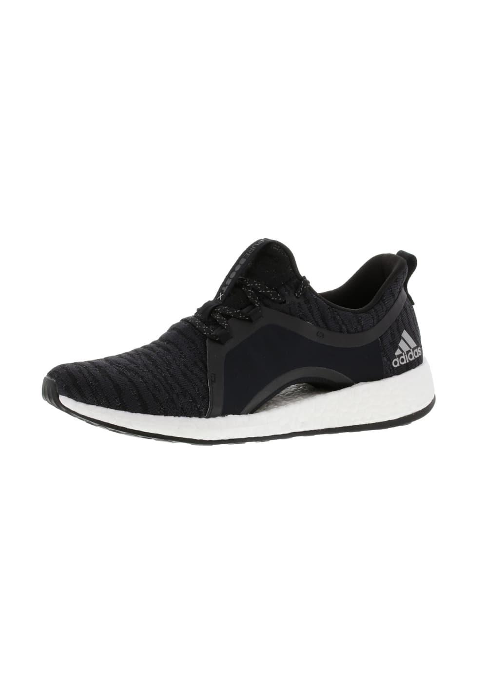 adidas Pure Boost X - Laufschuhe für Damen - Schwarz
