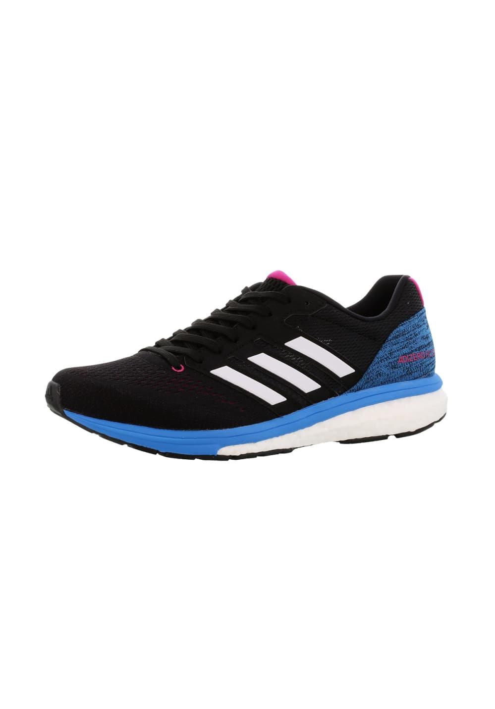 adidas Adizero Boston 7 - Laufschuhe für Damen - Schwarz