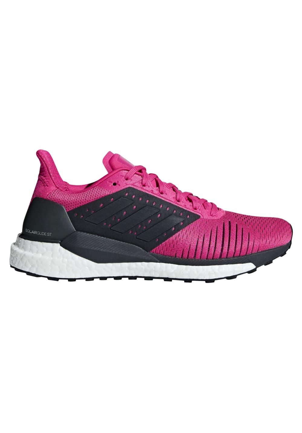 adidas Solar Glide St - Laufschuhe für Damen - Pink