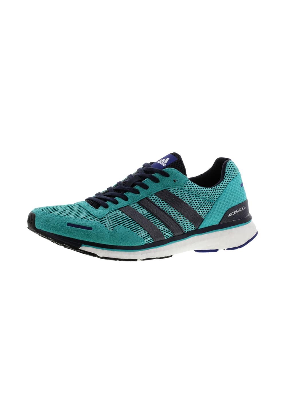 6d200539a adidas Adizero Adios 3 - Running shoes for Men - Green