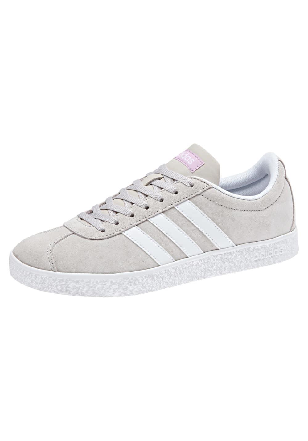 adidas neo VL Court 2.0 - Sneaker für Damen - Grau