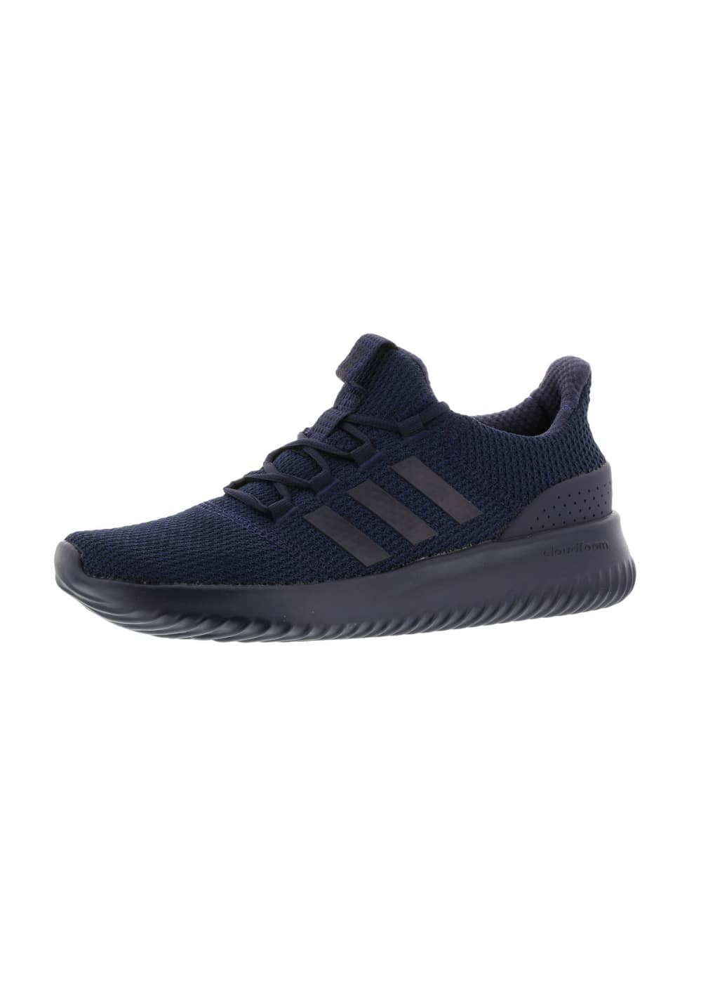 adidas neo Cloudfoam Ultimate - Laufschuhe für Herren - Blau