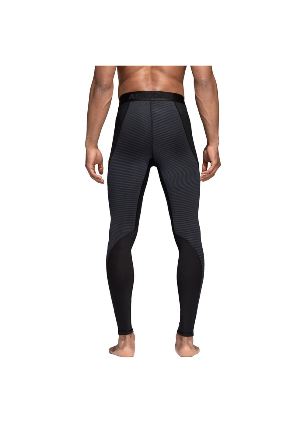 adidas Alphaskin Sport Climawarm Tights Running trousers for Men Black