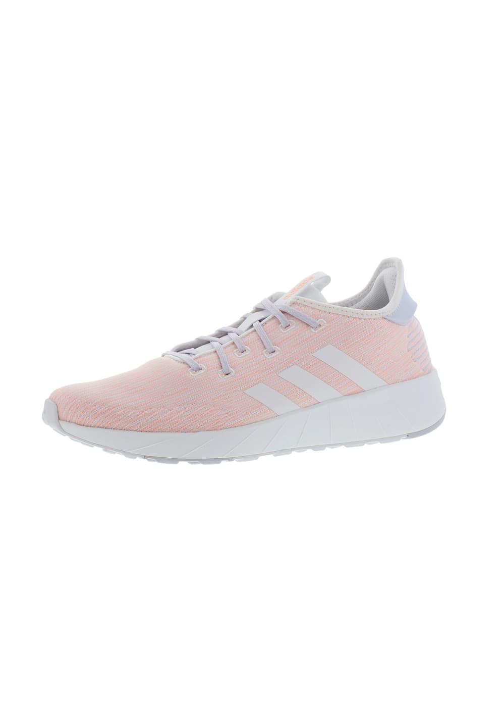 adidas neo Questar X BYD - Laufschuhe für Damen - Pink