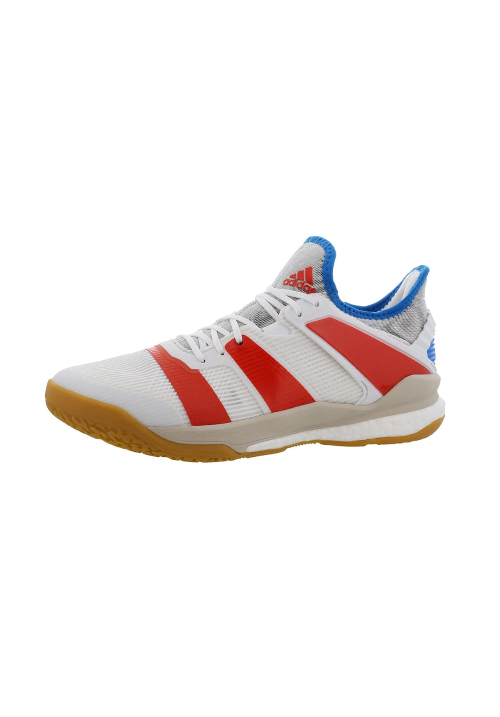 new product 193a8 f88a3 adidas Stabil X - Handball shoes for Men - White