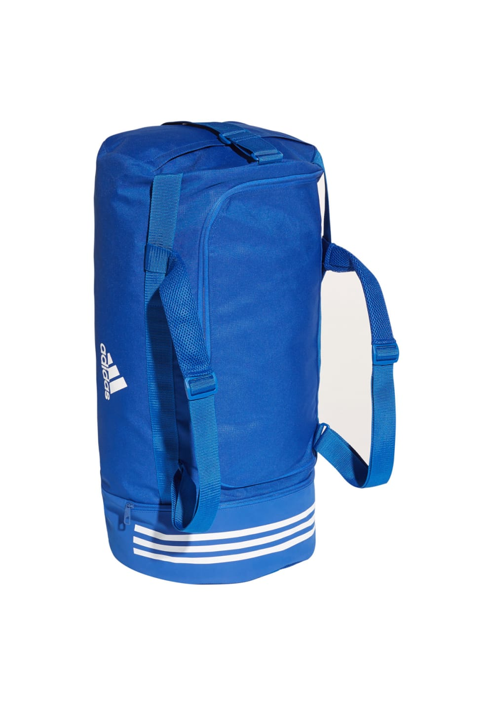 b3cfa20cead9 Next. -50%. This product is currently out of stock. adidas. Convertible 3-Stripes  Duffel Bag Large ...
