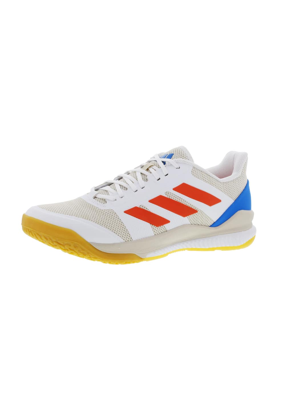 fa3dfec80d8 adidas Stabil Bounce - Handball shoes for Men - White