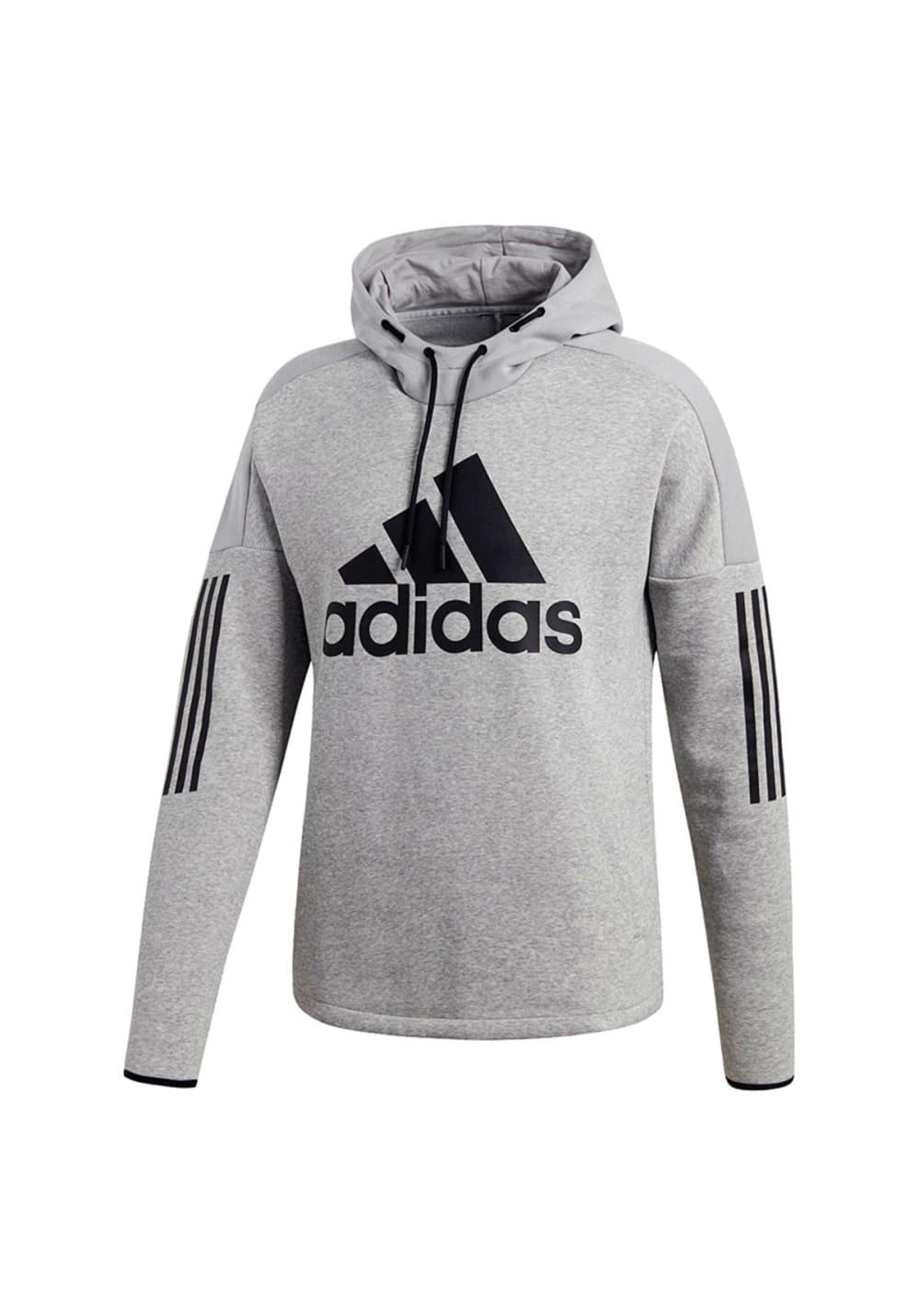 0fda7e1179 adidas Sport Id Logo Hoodie - Sweatshirts / Hoodies for Men - Grey