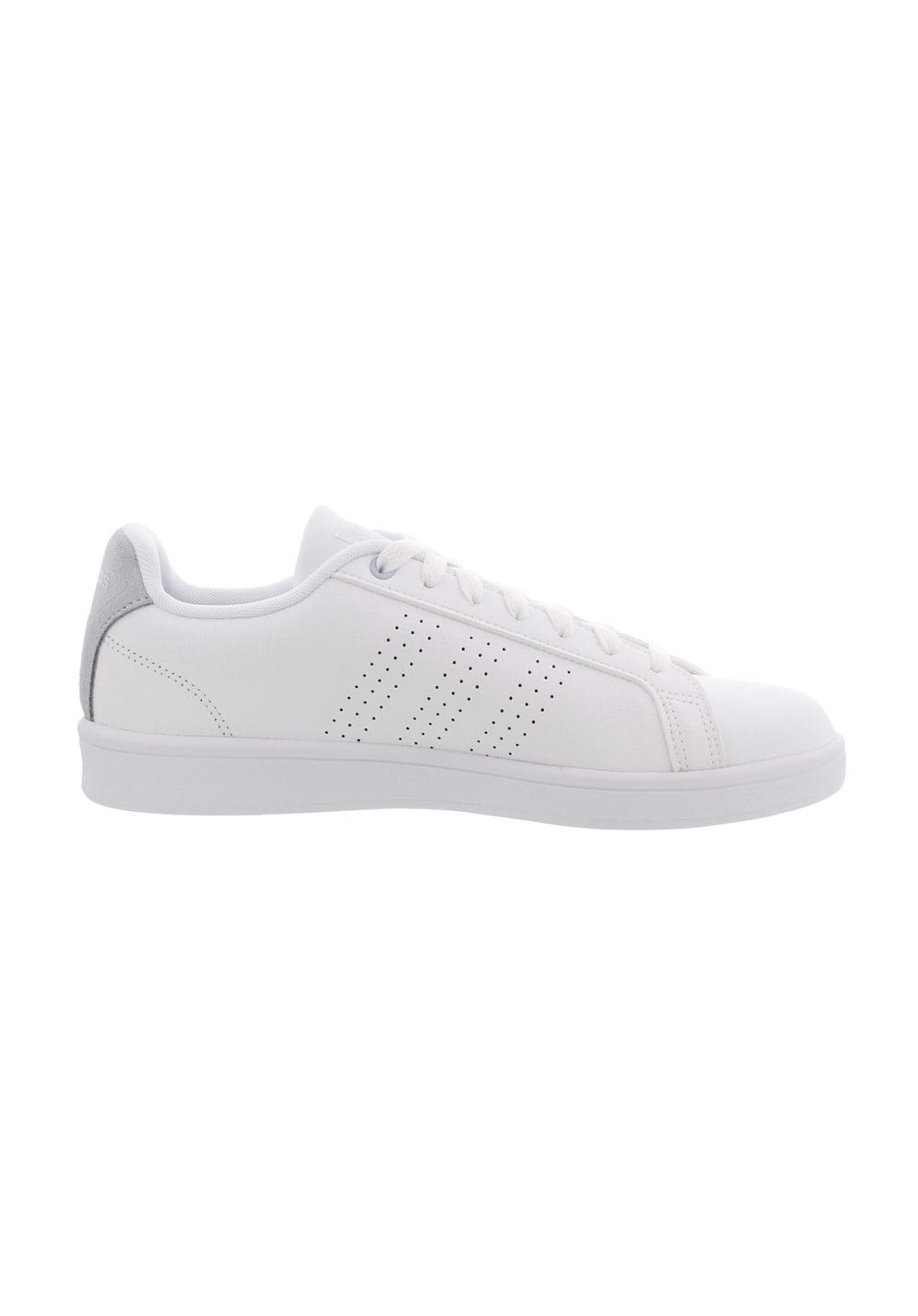 adidas neo Cloudfoam Advantage Clean - Sneaker für Damen - Weiß