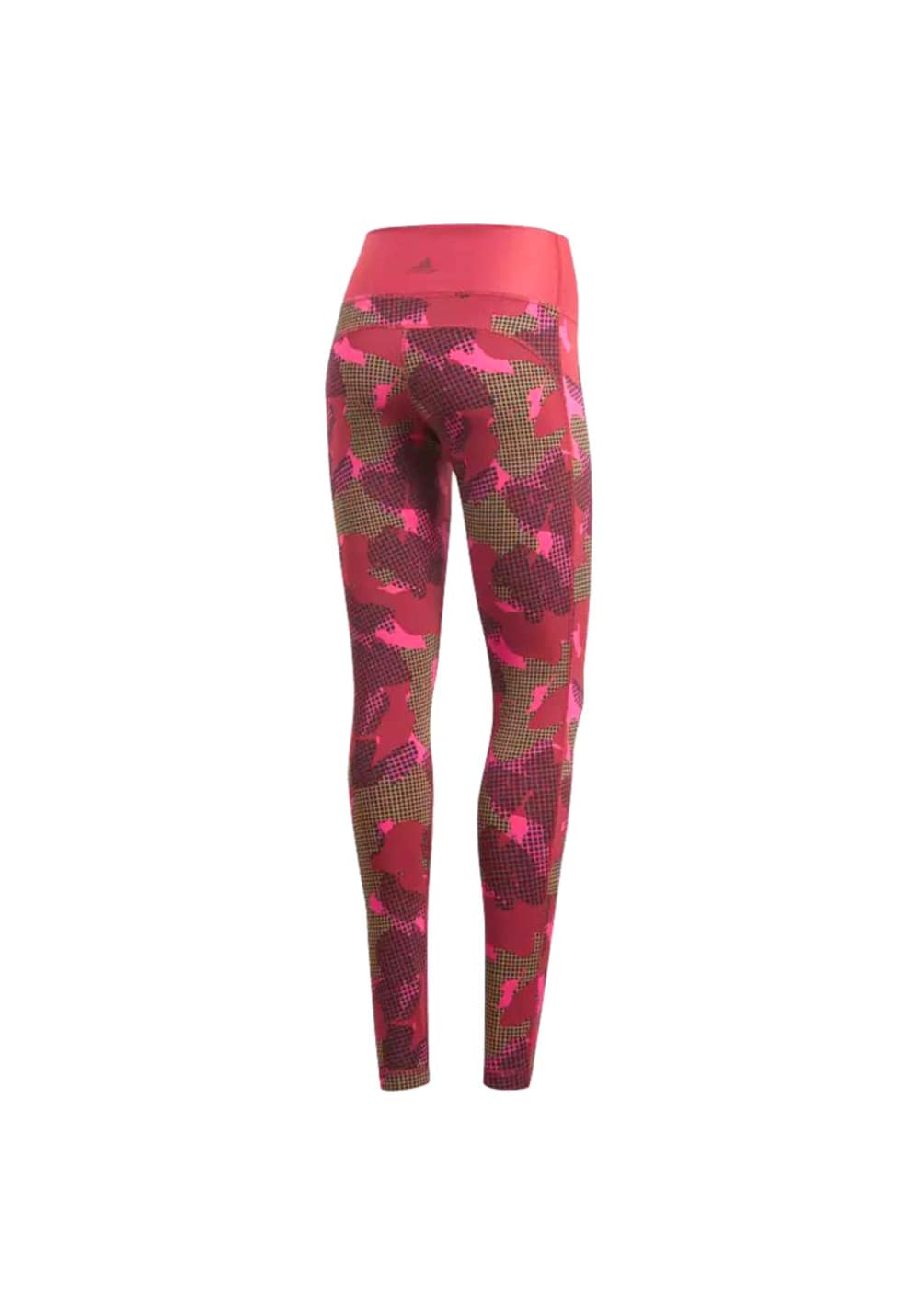37a1c74df20 adidas Believe This Tights - Running trousers for Women - Red