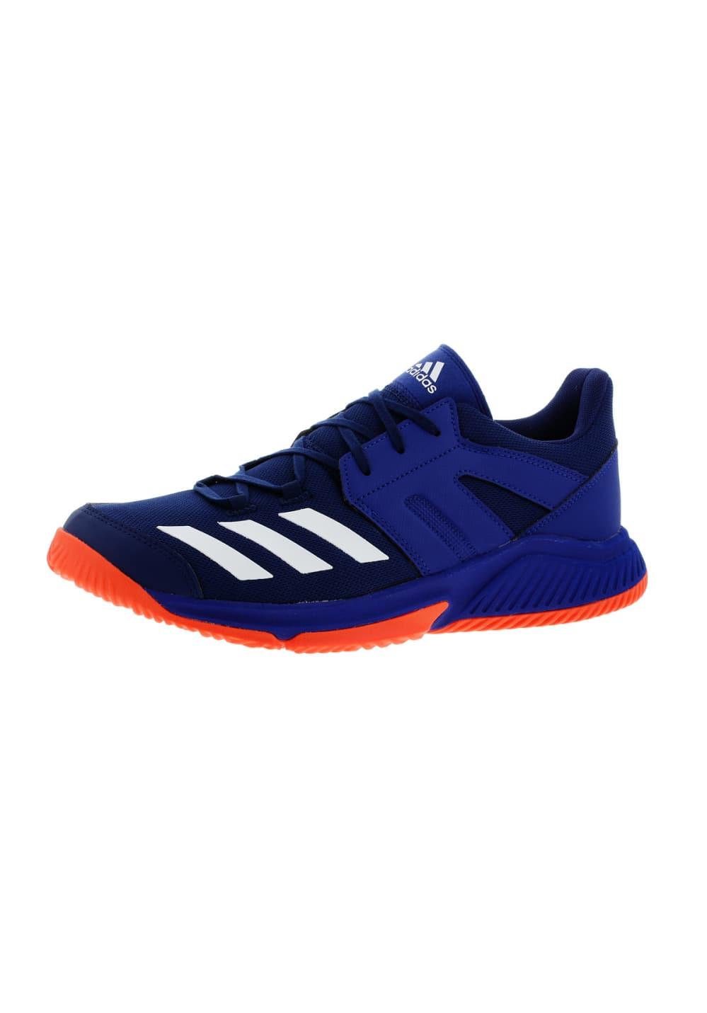 new concept 50ca2 54c20 adidas Stabil Essence - Handballschuhe für Herren - Blau   21RUN