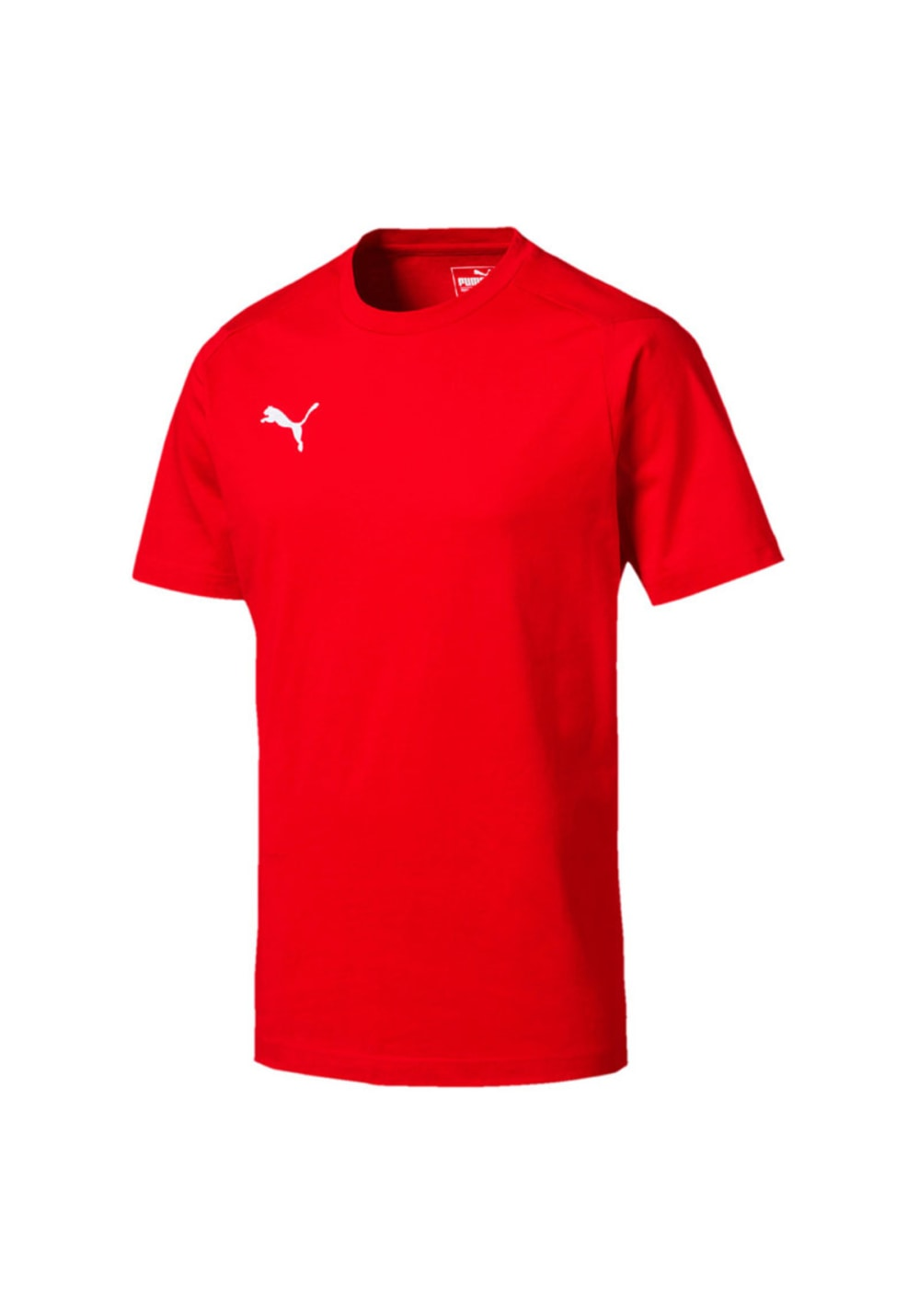 3be9adfb84a4 Puma Liga Casual Long Sleeve Tee - Running tops for Men - Red | 21RUN