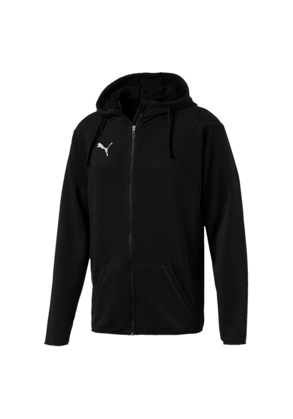 ... Puma Liga Casual Hoody Jacket - Casual clothing for Men - Black. Back  to Overview. -32% 52a262a750