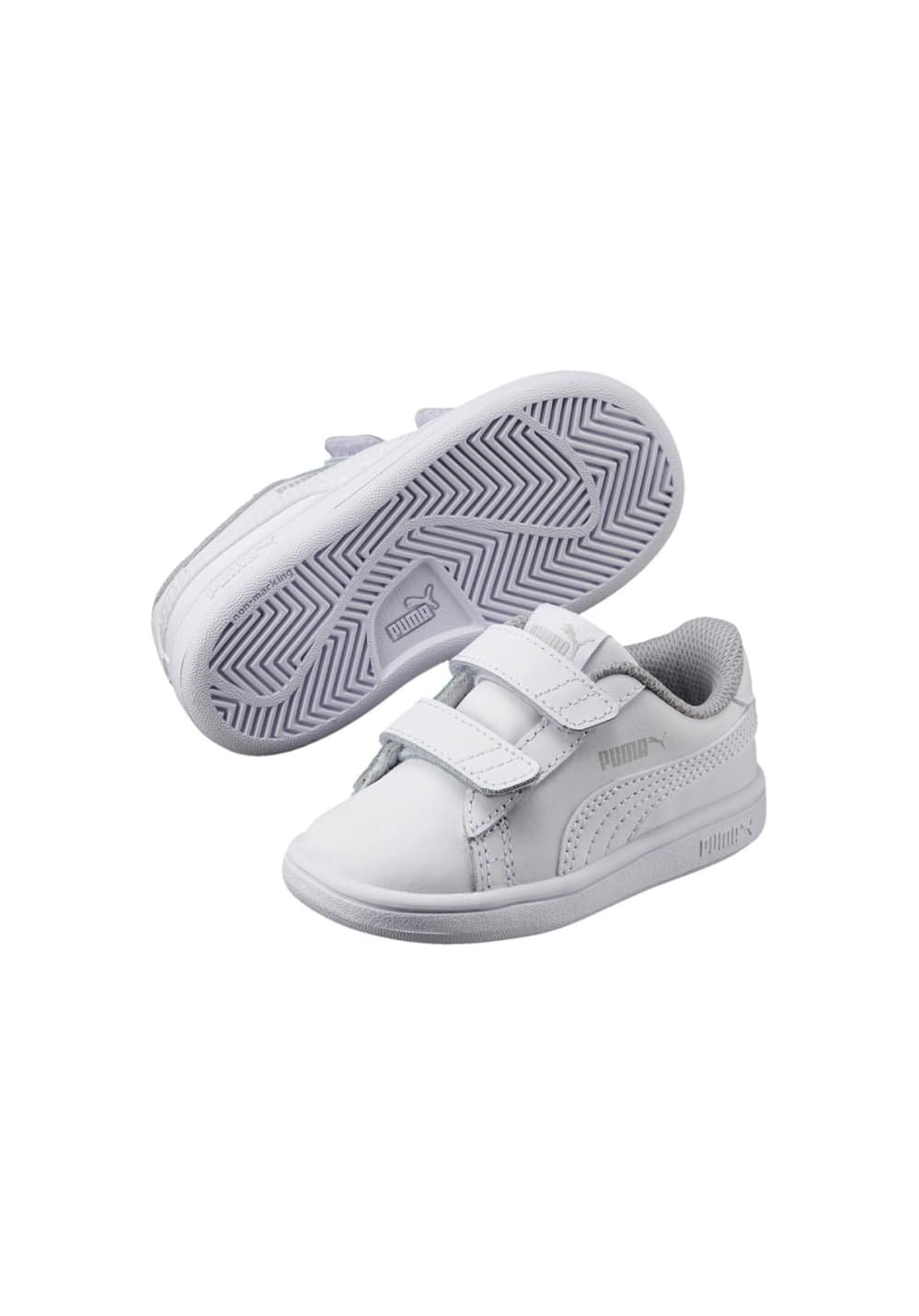 0f6887a31e Puma Smash V2 L V Ps - Sneaker - White